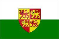 16. State Flag of Gwynedd