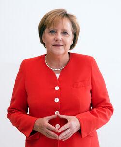 Angela Merkel Juli 2010 - 3zu4