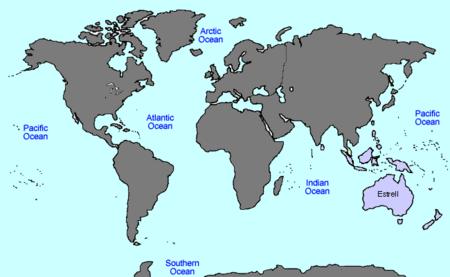 VINW World Map ESTRELL