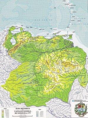 File:Mapa de la Capitania General de Venezuela.jpg