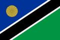 Flag of Tojiko (PM II)