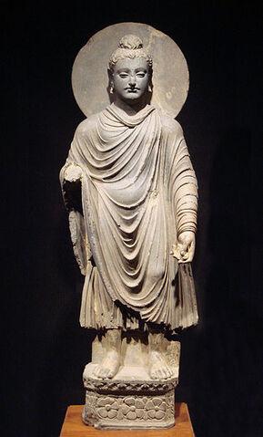 File:Gandhara Buddha.jpeg