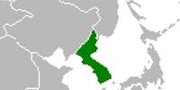 Korea (Axis vs Allies: Revolutions Map Game)