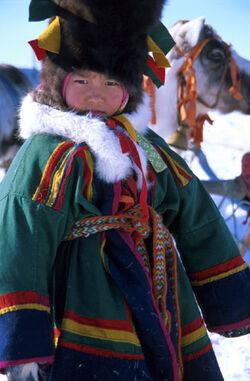 Nenets Child
