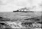 La Plata class Destroyer