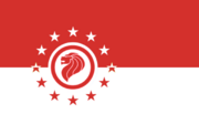 Flag of Singapore (NotLAH)