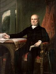 220px-John Quincy Adams by GPA Healy, 1858