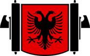 Albania-arms (February's Legacy)
