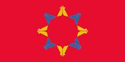 Flag of Santee