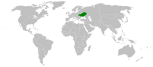 Union of Cossacks map