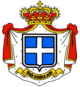 Coat of Arms of the Principality of Seborga