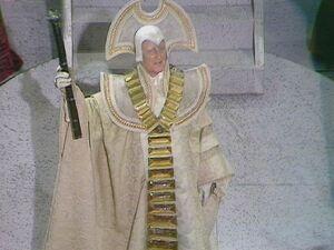 Azaranian emperor ceremonial