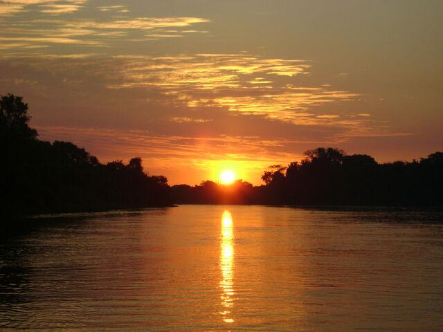 File:Pantanal Sunset.JPG
