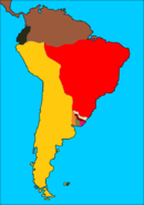 Division southamerica