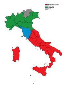 Italian Regions Party 2015