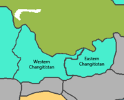 Changitistan division