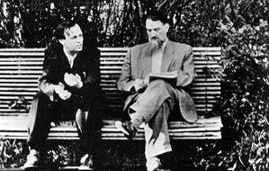 Andrei Sakharov and Igor Kurchatov
