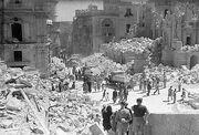 Bomb Damage Malta