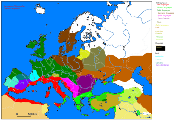 File:Lannguages of Europe after Caesars conquests.png