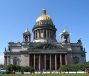 SPB Izaakkathedraal