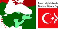 Ottoman Empire (Principia Moderni II Map Game)