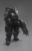 Heavy Tactical Combat Suit