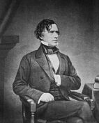 Mathew Brady - Franklin Pierce - alternate crop