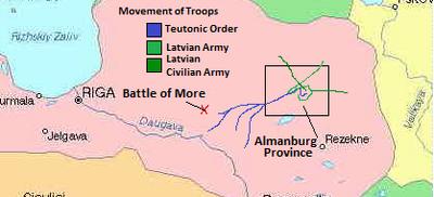 Battle of Almanburg