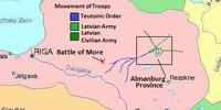 Battle of Almanburg (Venecian Empire)