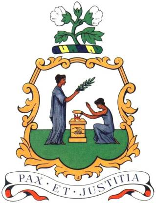 File:Coat of arms of Saint Vincent.png