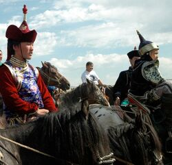 Tuvan People