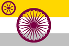India flag colony revised v2 (Luna Earth II)
