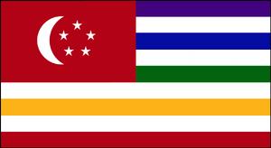 Flag Sundarapore (VegWorld)