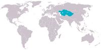 Turkestan (Chinese Meiji)