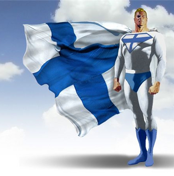 Superman (Finland Superpower)