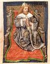 Albrecht VI. (Miniatur in Gebetbuch)