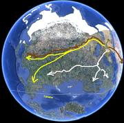 Ice Age Migration - SE