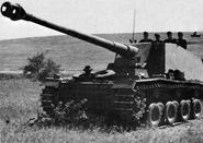 Tank Destroyer Bulldog