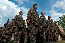 CAFGU Mindanao paramilitary 003-1