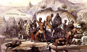 General Adisa's Soldiers