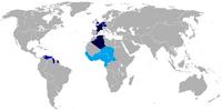 French Empire (Satomi Maiden ~ Third Power)