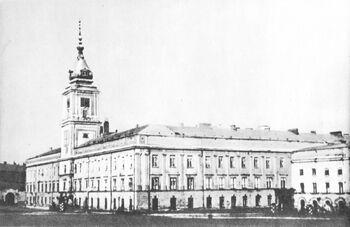Beyer-Zamek Królewski