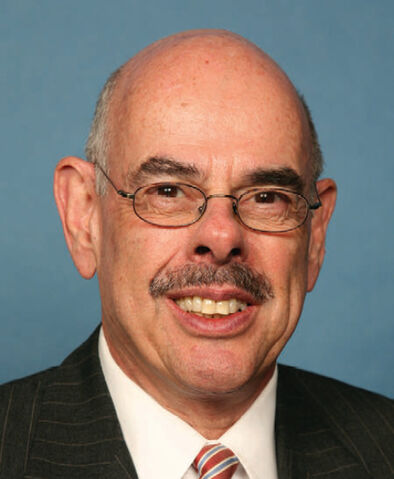 File:Henry Waxman, official portrait, 111th Congress.jpg