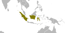 Indonesia 1997 (Alternity)
