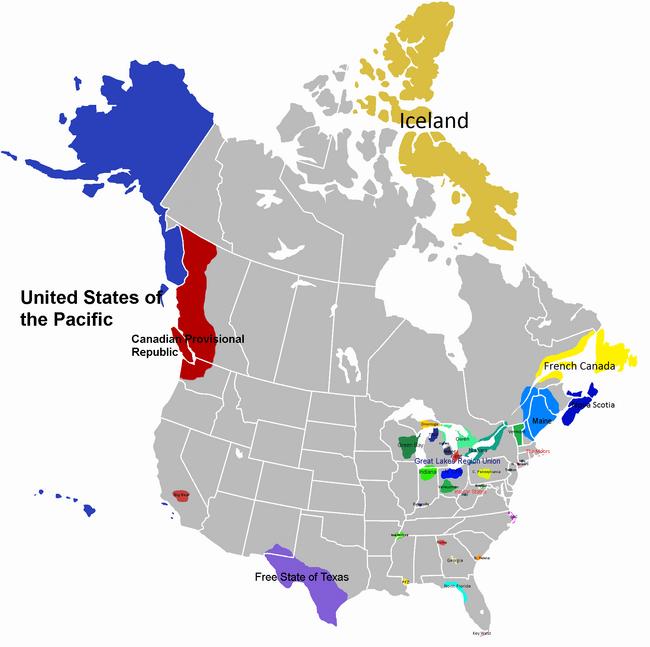 North America-0