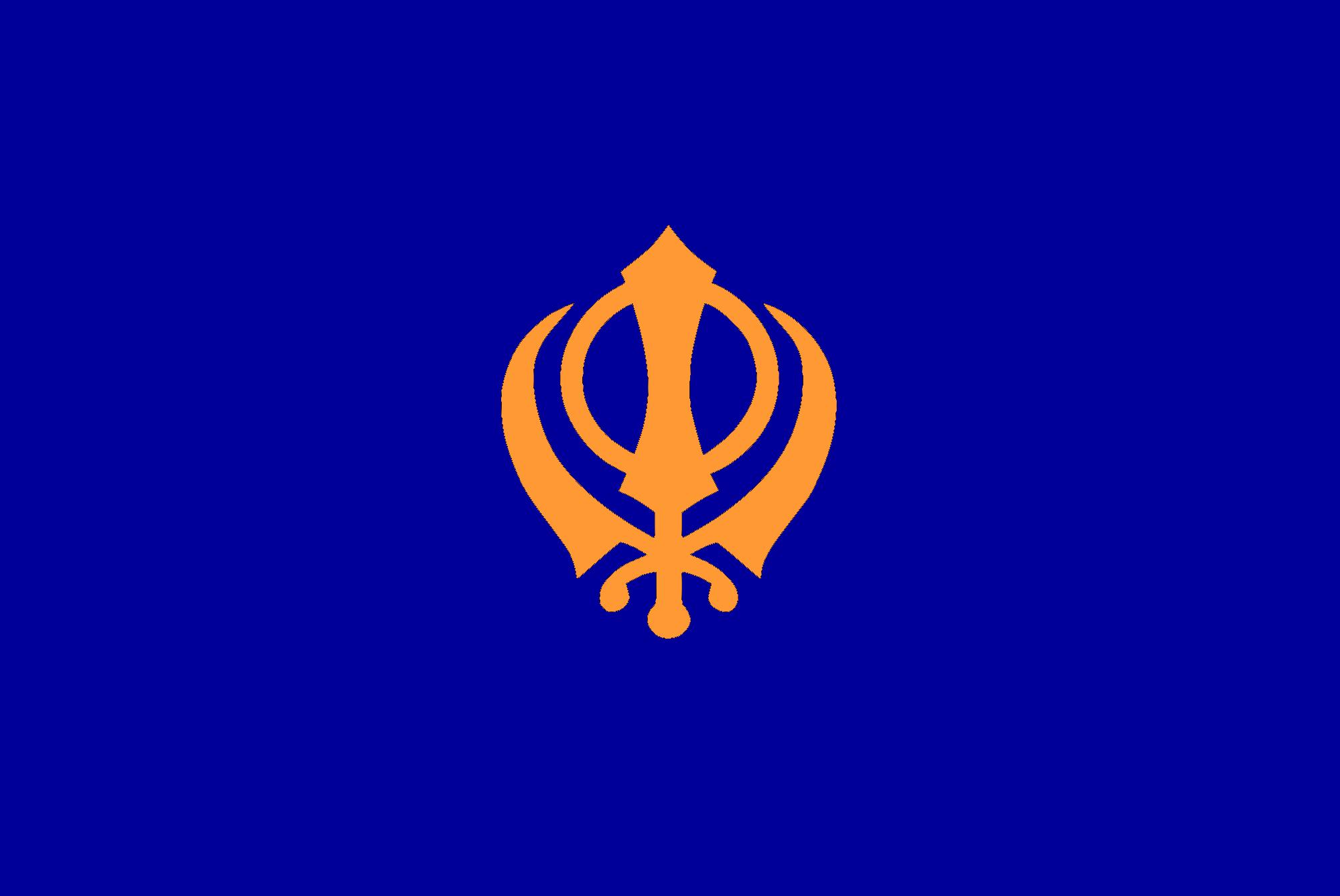 Image - Original Sikh Flag.png   Alternative History   Fandom ...
