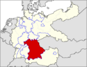 CV Map of Bavaria 1991-present