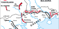 Invasion of Greece (Peace With The East)