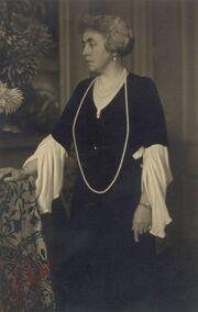 Tellgmann - Kaiserin Hermine von Preussen, 1934