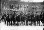 Парад на Дворцовой площаде 1922 (МРГ)